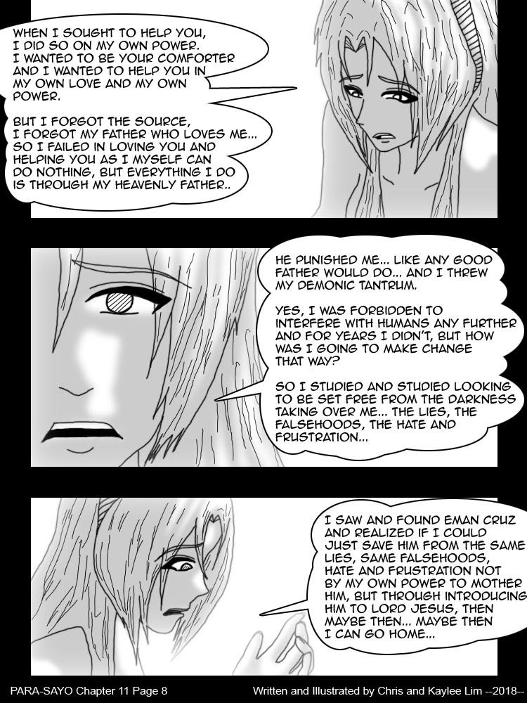 PARA-SAYO Chapter 11  Page 8