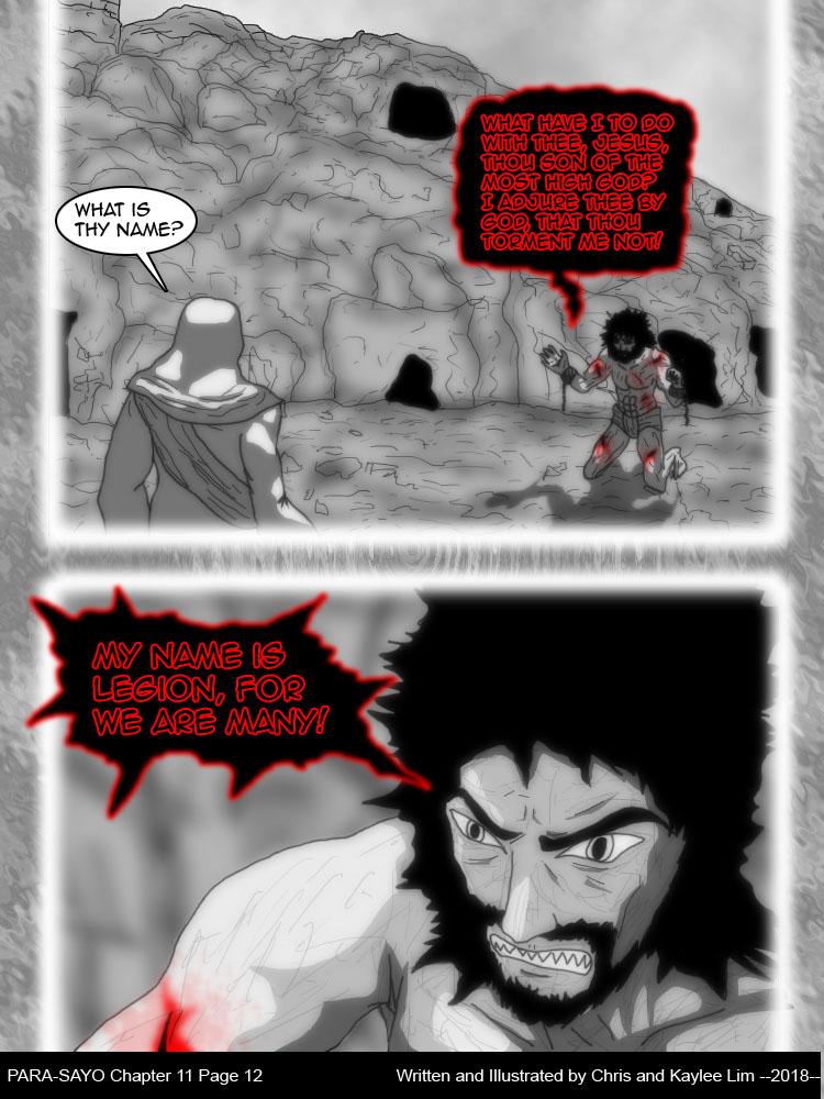 PARA-SAYO Chapter 11  Page 12