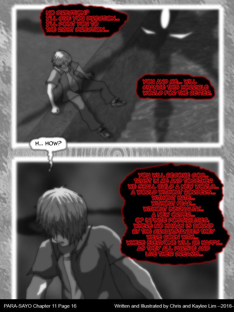 PARA-SAYO Chapter 11  Page 16
