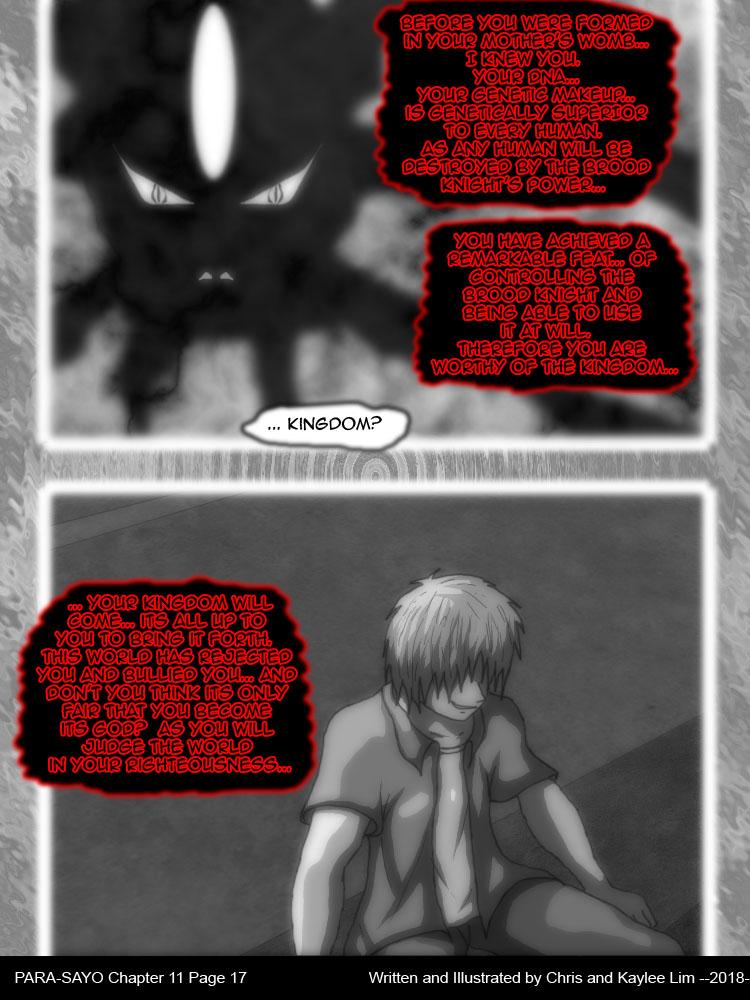 PARA-SAYO Chapter 11  Page 17