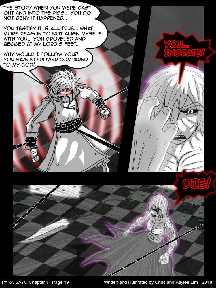 PARA-SAYO Chapter 11  Page 19