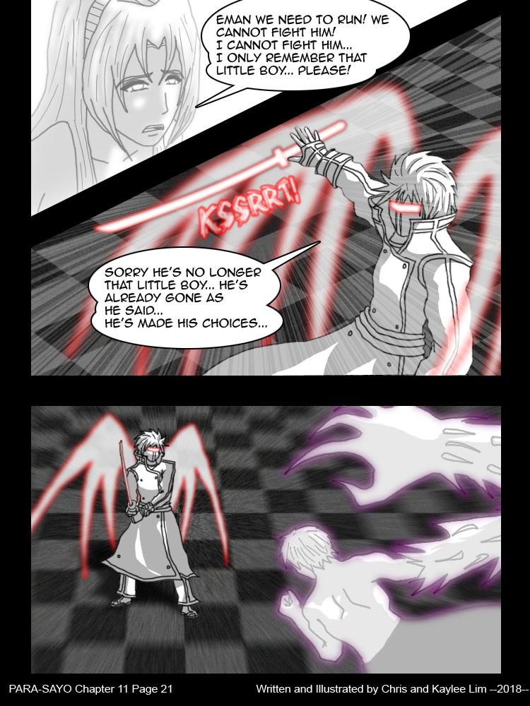 PARA-SAYO Chapter 11  Page 21